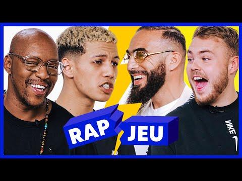 Medine & Rémy vs Oxmo Puccino & Larry – Rap Jeu #38