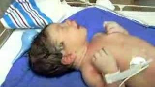 christian newborn