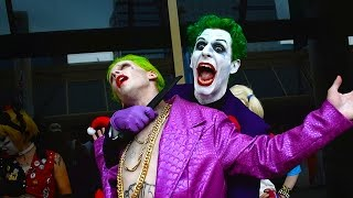 Boston Comic Con 2016 - Fun Cosplay