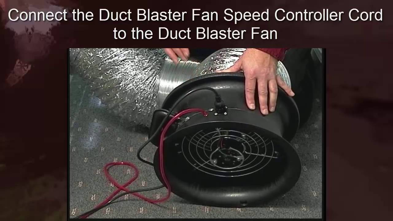 How To Conduct A Total Leakage Duct Pressurization Test