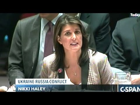 U.N. Security Council Emergency Meeting On Confrontation Between Russia And Ukraine!