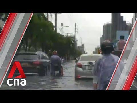 Thai Authorities To Boost Anti-flooding Efforts Amid Rainy Season