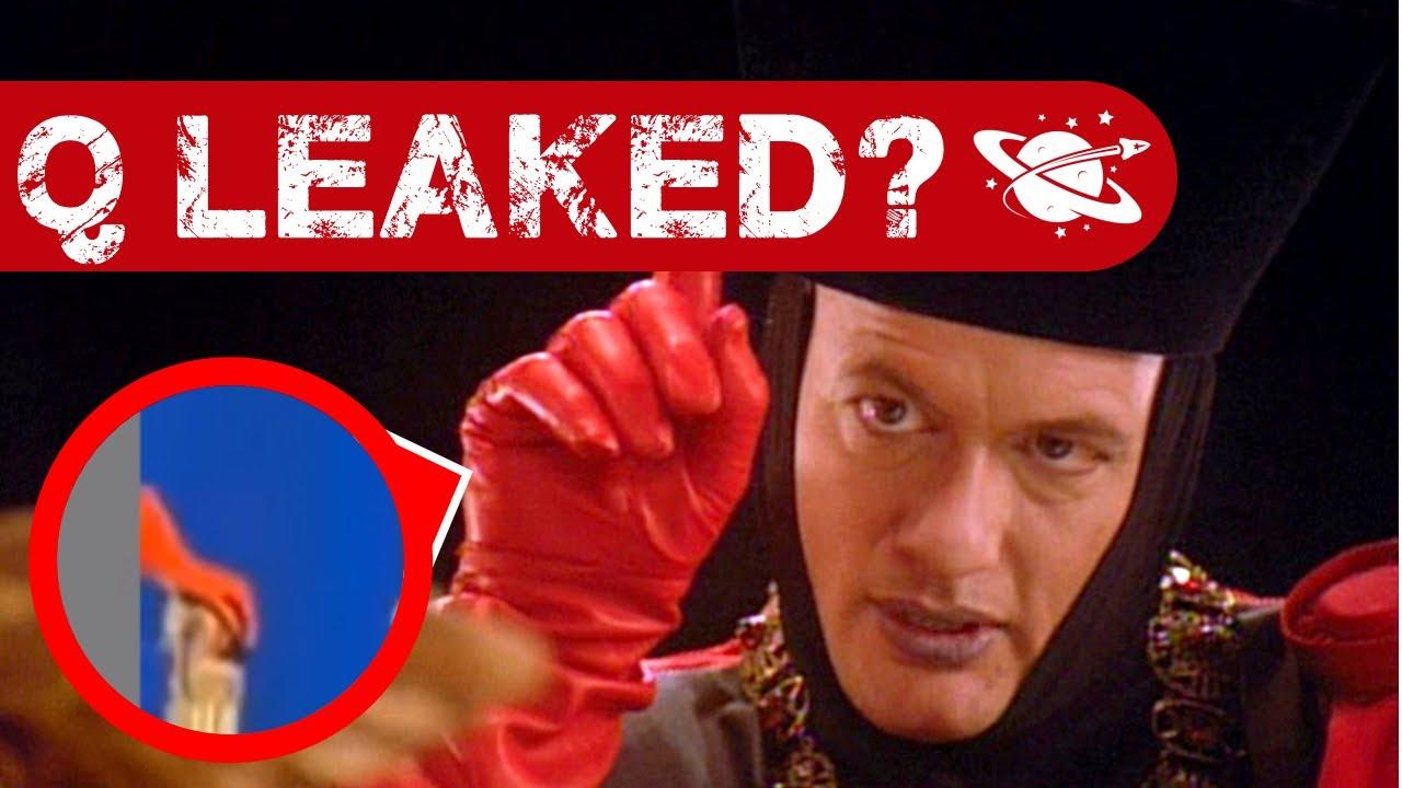 LEAK: Q Confirmed For Star Trek: Picard?