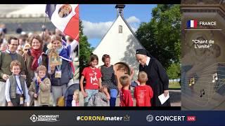 """CONCERT - France: """"Chant de L'unité"""""""