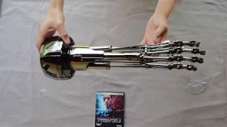 Coffret collector Terminator 2 édition limitée Bras T800 Blu-ray 3D 4K