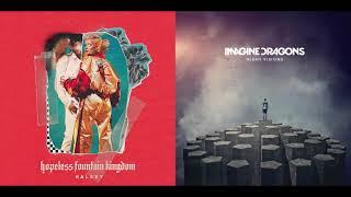 Radioactive Devil In Me Halsey Imagine Dragons Mashup.mp3