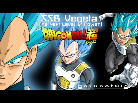 DBS: SSB Vegeta (The Next Level Of Power) - HalusaTwin