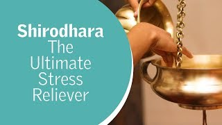 Stress Free Life with Shirodhara | Le Meridien Kochi