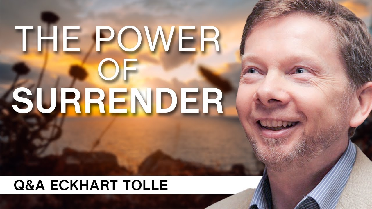 Does a Relationship Complete us? | Q&A Eckhart Tolle