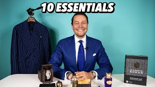 """10 ESSENTIALS"" mit Marc Gebauer (CologneWatch)"