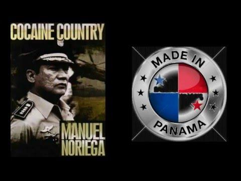 PANAMA 80's. NORIEGA,la drogue, les banques et les USA ...
