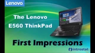 Lenovo ThinkPad E560 Review #Lenovo #ThinkPad