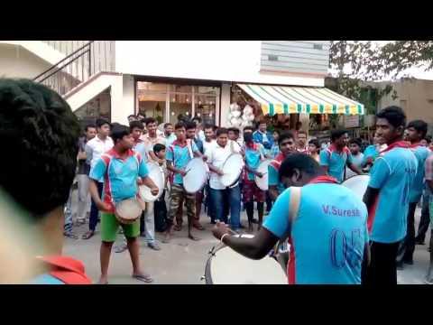 Jts boys performing in kodandarampura malleshwaram