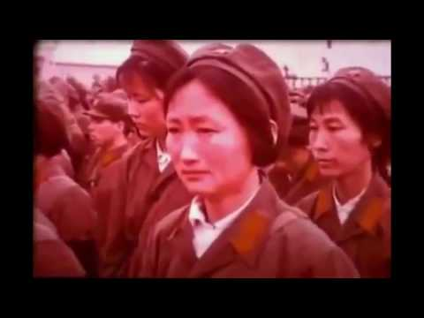 The East is Red (东方红) - Mao's Memorial Service (1976)
