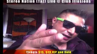 Nachange Saari Raat Featuring Stereo Nation (TAZ) LIVE in Bay Area