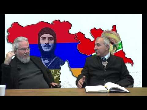 GPTV - Travel to Lezgistan - Dr. Walt Richmond PhD and Eduard Enfiajyan
