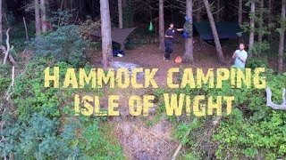 Beach wild camp in hammocks, yuneec breeze footage, drone crash and recovery