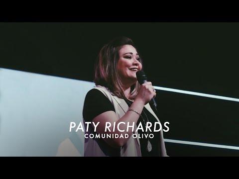 P. Paty Richards - Comunidad Olivo (Mayo 7, 2017)