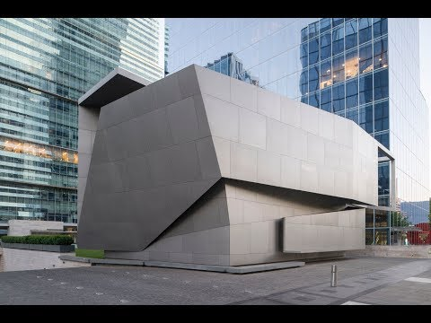 CorpArtes Theater and Cultural Center | Renzo Zecchetto Architects | Santiago ,Chile | HD