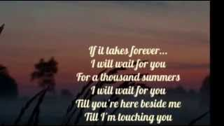 MATT MONRO - I WILL WAIT FOR YOU