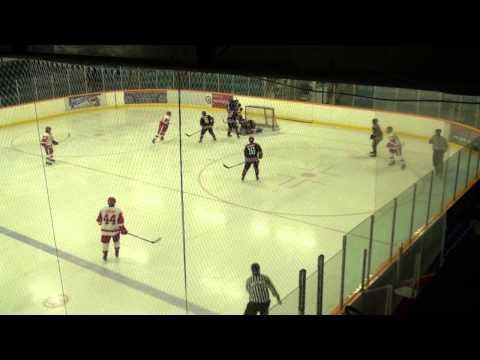 Georgetown Raiders at Hamilton Red Wings OJHL Highlights December 8 2014