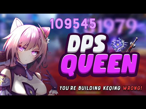 (110K Combo) The ONLY Keqing Guide You Need: Best Builds & Artifacts   Genshin Impact