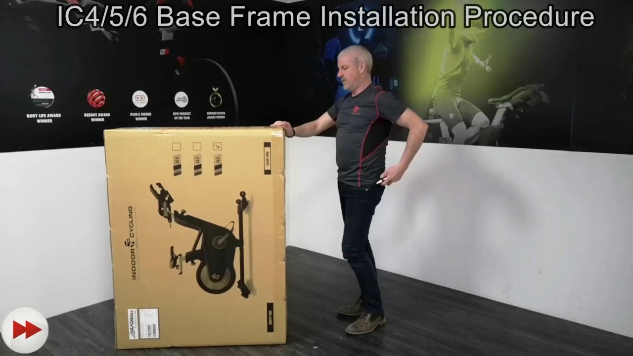 Life Fitness Ic4 Ic5 Ic6 Self Installation Youtube