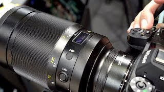Nikon NOCT 58mm f0.95 - Hands On