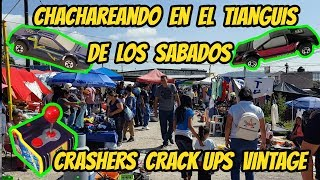 Chattering IN THE TIANGUIS OF SATURDAYS | Custom Mexico