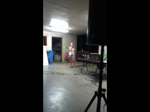 Karaoke at Lake Rudolph (Leave the Pieces COVER)