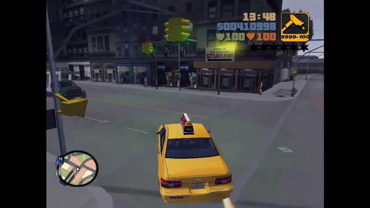 Taxi New York >> GTA 3 New York City mod V2.0 Descargar (Download) 2018 - YouTube
