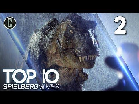 Top 10 Spielberg Movies: Jurassic Park - #2