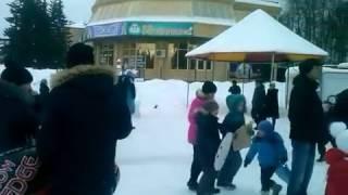 Омск Советский парк(Омск Советский парк., 2017-01-05T12:13:00.000Z)