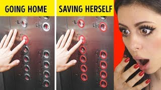 SURVIVAL HACKS That Could Save Your Life One Day!