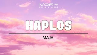 Maja Salvador | Haplos | Official Lyric Video