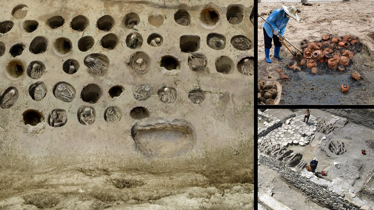 Download 9 Scariest Recent Archaeological Discoveries!