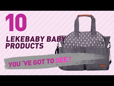 Lekebaby Baby Products Video Collection // New & Popular 2017