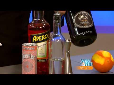 Ultimate Aphrodisiac Cocktail