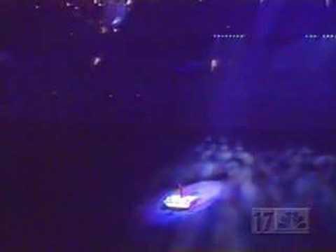 1996 Atlanta Opening Ceremonies  Gladys Knight
