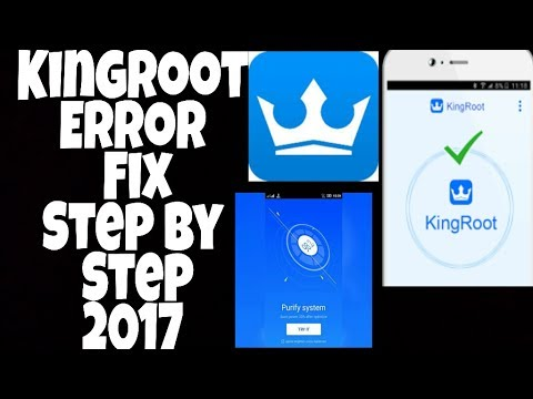 How to Fix Kingroot Root error 2017 | Root strategy unavailable fix |  Kingroot Error Fix