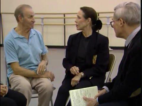 Balanchine Foundation Interview: Frederic Franklin and Maria Tallchief LE BAISER DE LA FÉE