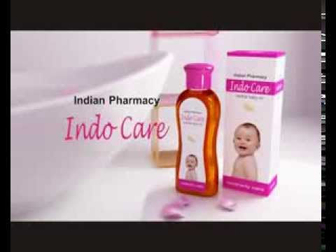 Indo Care Herbal Baby Oil Ad