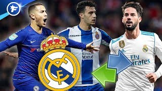 Le Real Madrid lance ses grandes manœuvres pour le mercato d'hiver