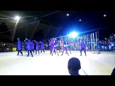 hip hop dance 2017-bunal ting 2017 #Tanjay City Legislated High School