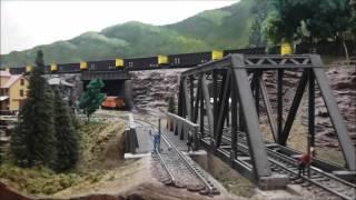 John Tews' Timber River Railroad