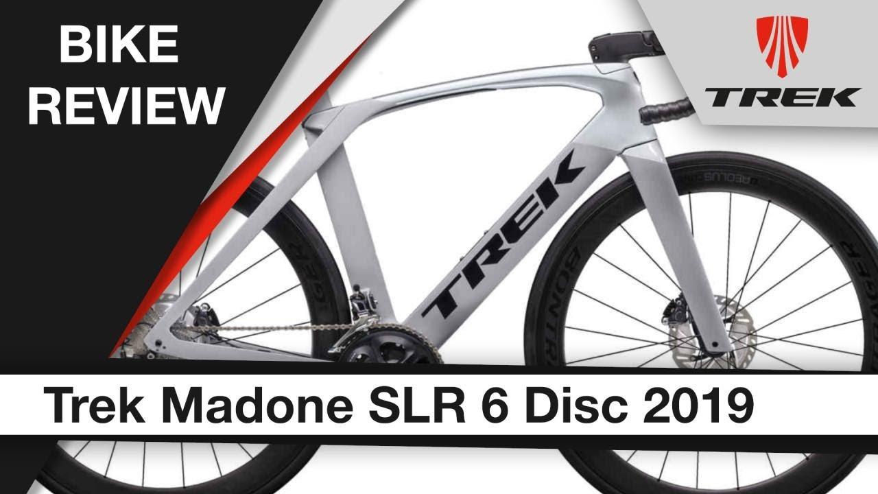 Trek Madone SLR 6 Disc 2019: Bike review