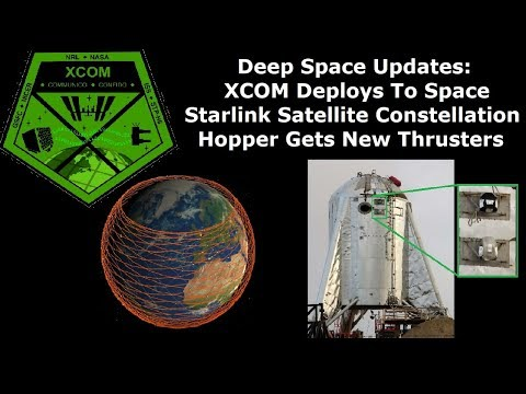 SpaceX,Starlink, Dragon, Hopper & More - Deep Space Updates - May 11th