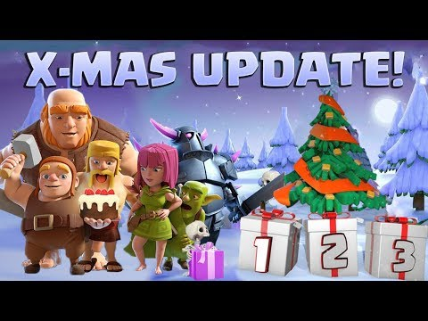 Clash of Clans | New HUGE WINTER UPDATE EXPECTATIONS!! CoC Big Update Release Date Guess + More!