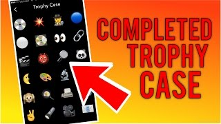 [UPDATED] How to Unlock all Snapchat Trophies - NEW! Completed Trophy Case (October 2016)