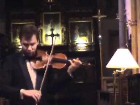 Trostiansky plays Paganini               Paganini -nel cor piu on me sento
